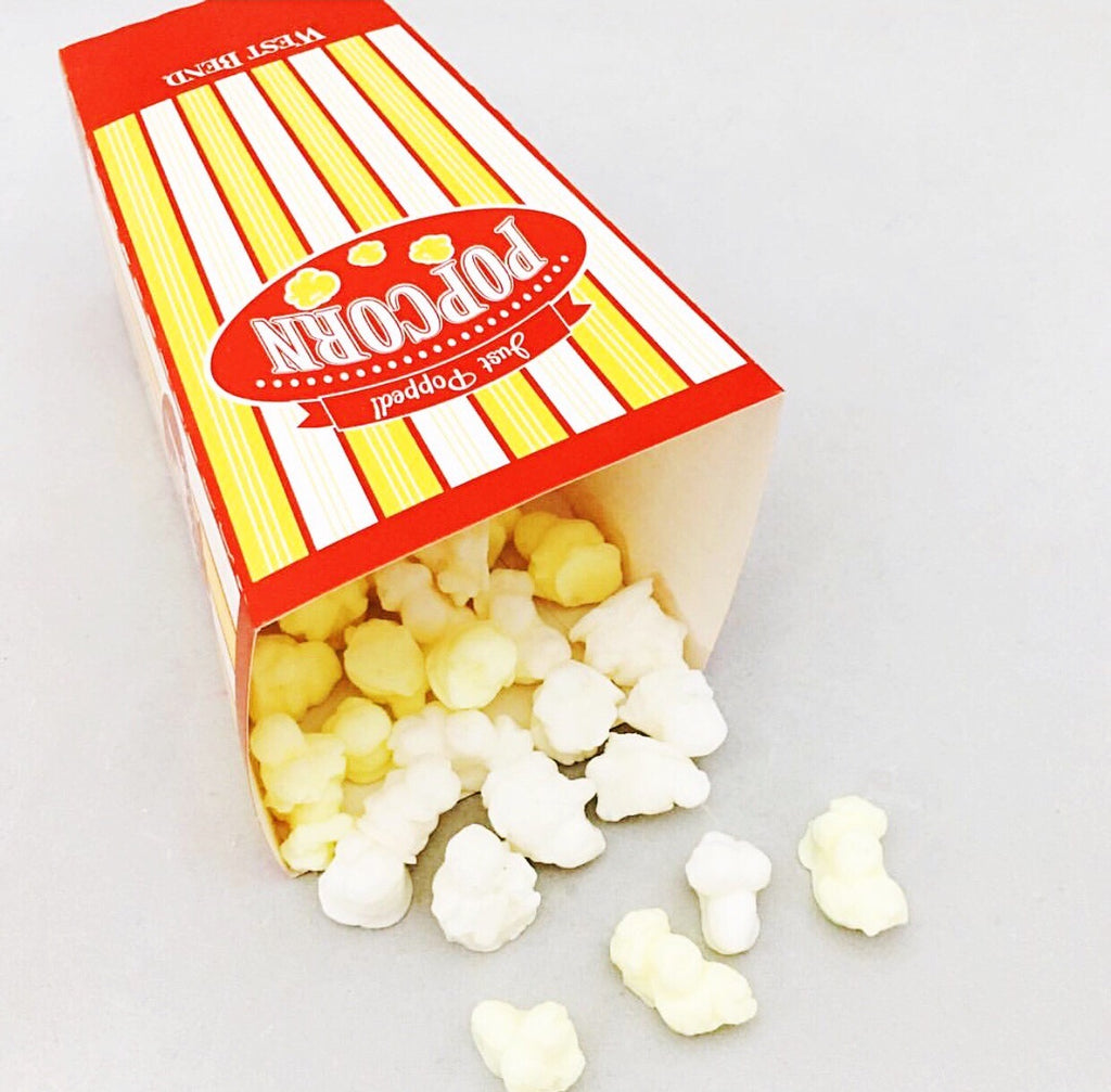 Hello Sunshine: Mrs. Buttered Popcorn