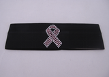 Breast Cancer Awareness Headbands