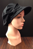 Ball Cap with Detachable Bow