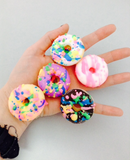 Hello Sunshine: Mini Jazzy Jasmine Donut Soap