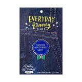 Emily McDowell Everyday Bravery Pins