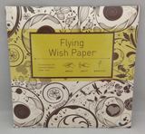 Flying Wish Paper- Large Kits