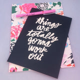 Shop Ban.do Good Ideas Notebook Set