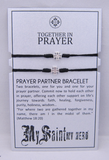 My Saint My Hero: Prayer Partner Bracelets