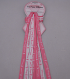 Breast Cancer Awareness Shoe Laces