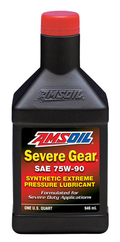 AMSOIL 75W90 Severe Gear Differential Fluid