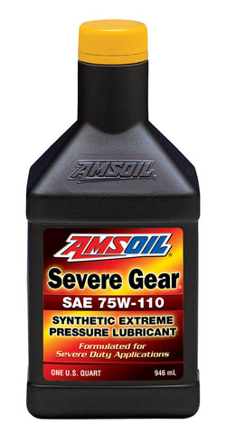 AMSOIL 75W110 Severe Gear Differential Fluid