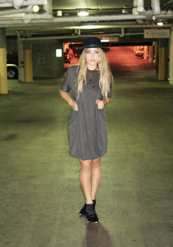 Thrill Seeker Tshirt Dress