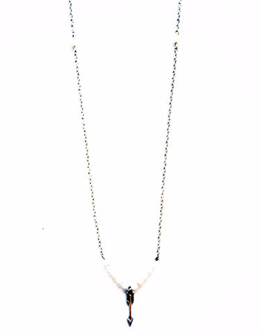 Wild Child Arrow Necklace