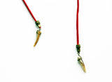 Wild Ocean Leather Wrap Shell Necklace