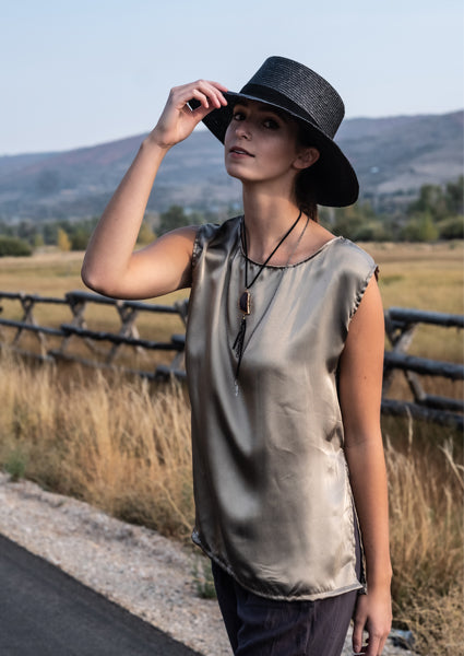 Wanderer Sleeveless Top