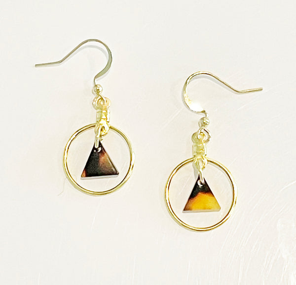 Awakened Quartz Earrings