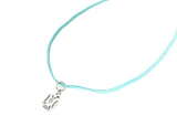 Stay Wild Bird Choker Necklace