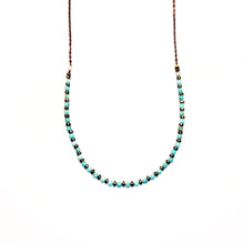 Nightfall Turquoise Layering Necklace