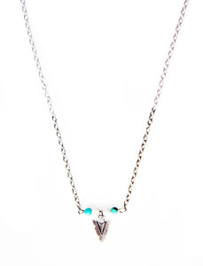 Dreamer Arrowhead Necklace