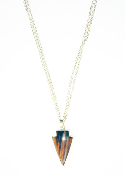 Radical Soul Arrow Necklace