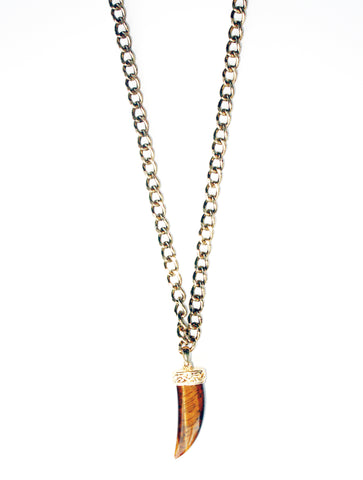 Radical Soul Horn Bone Necklace