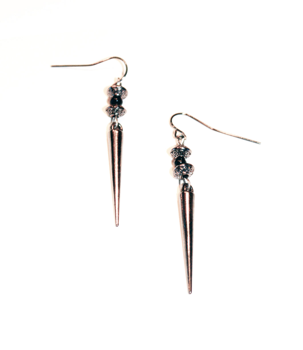 Nightfall Spike Earrings