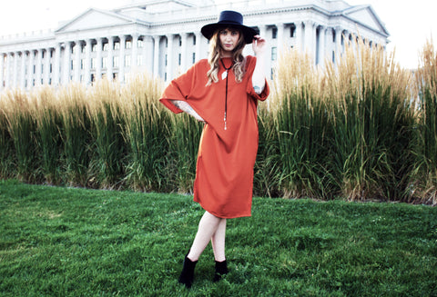 Radical Soul Oversized Dress