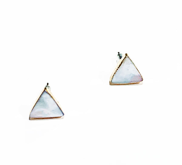 Wanderer Stud Earrings