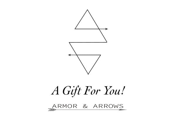 Armor and Arrows Gift Card