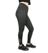 Logo Tech Leggings (Space Black)
