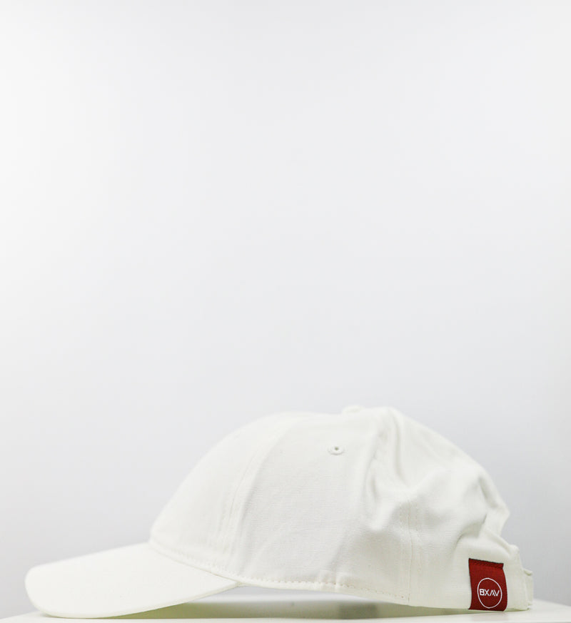 Logo 6 Panel Dad Hat (Natural)