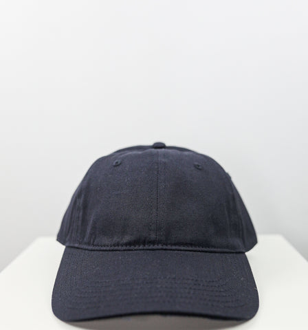 Logo 6 Panel Dad Hat (Navy)