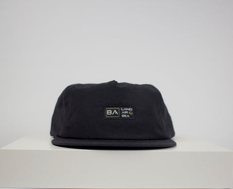 Surf Cap [Black]
