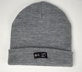 Cuffed Beanie [Heather Gray]