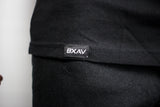 BXAV Split Hem Tank (Space Black)