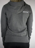 Womens BXAV Zip Up Jacket (Space Gray)