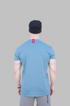 Origin Series Tee (Slate Blue)