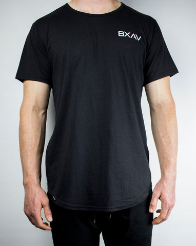 BXAV Scooped Long Tee