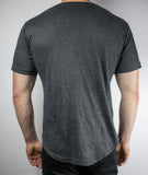 BXAV Pocket Tee (Carbon Gray)