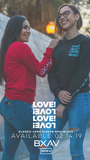 Official Love! Long Sleeve (Black)