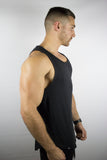 BA Wavy Scoop Tank (Army Green) Limited Edition