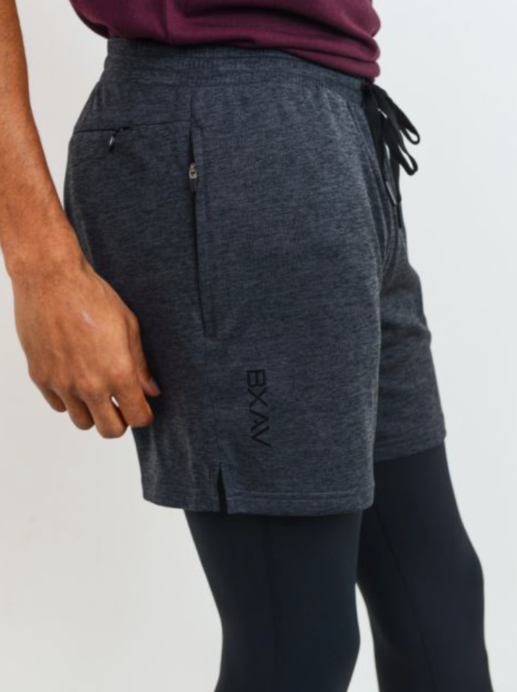 BXAV Legging-Lined Shorts