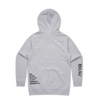BA Supply Hoodie ( Heather Gray )