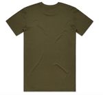 Tech Print Tee (Army Green)