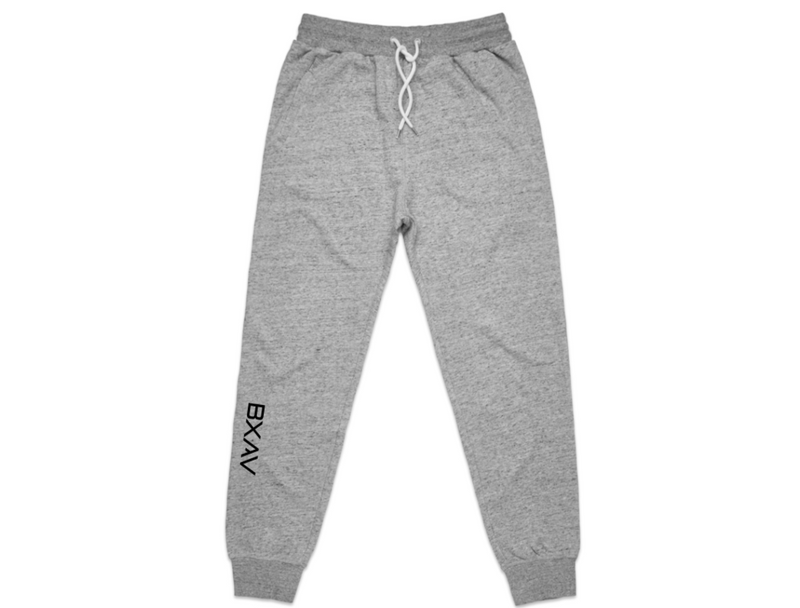 Mens Fleck Joggers ( Heather Gray)
