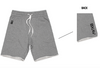 Activ Sweat Short v2 (Steel Heather)