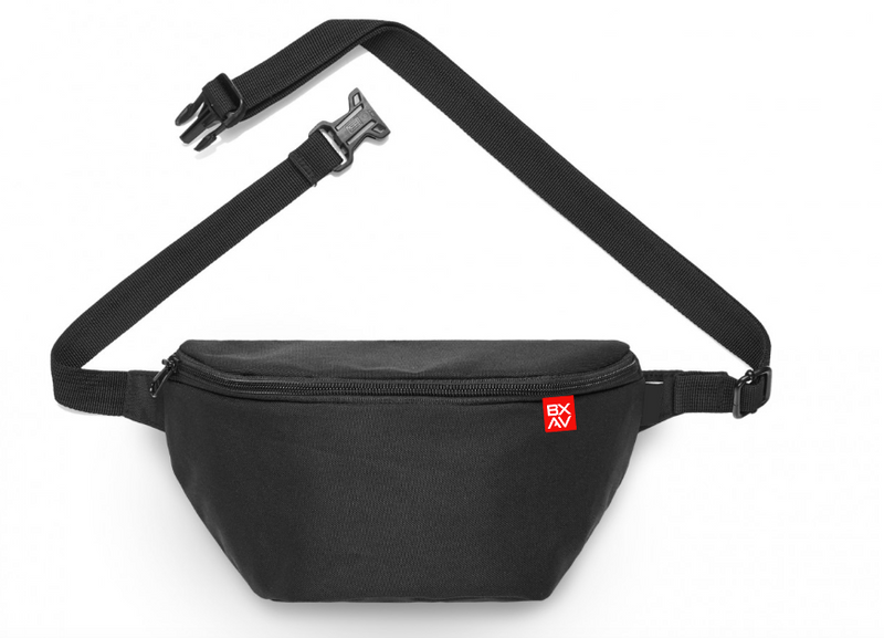 Shoulder Cross Bag (Black)