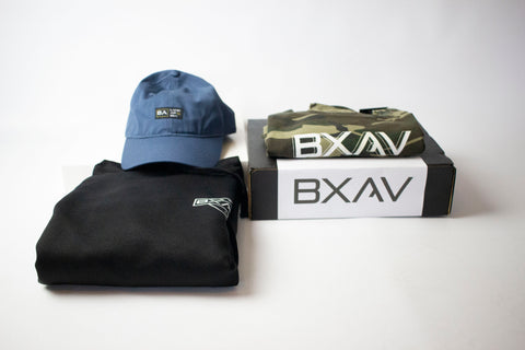 Bxactiv Box (Shirt, Hoodie & Accessory Combo)