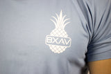 The Pineapple Tee (Pastel Blue)