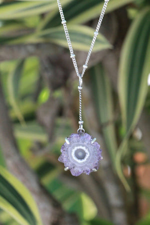 Stalactite Flower Y Necklace - donbiujewelry  - 2