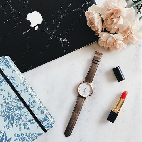 Ethically manufactured and sustainably made timepieces perfect for your curated closet