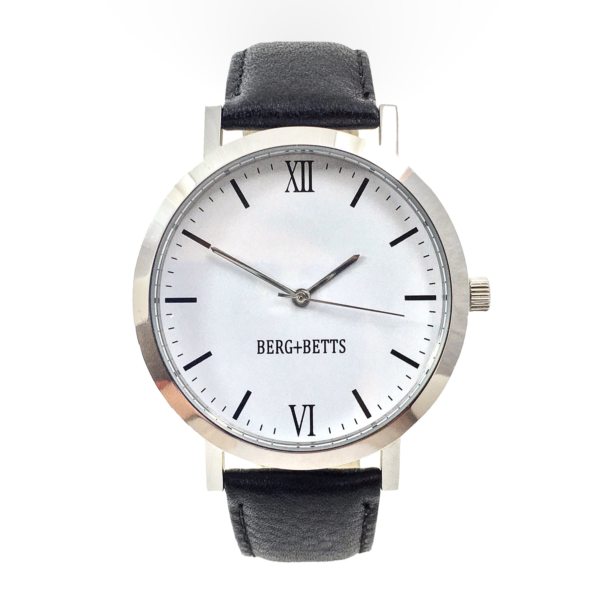 Unisex watches from BERG+BETTS are sustainable and ethically made
