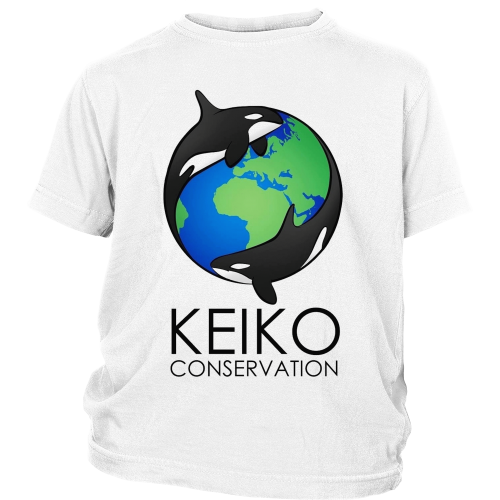 Colorful Keiko For Kids - Keiko Conservation