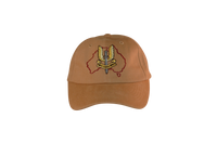 Cap Fawn Outline Logo - Wandering Warriors